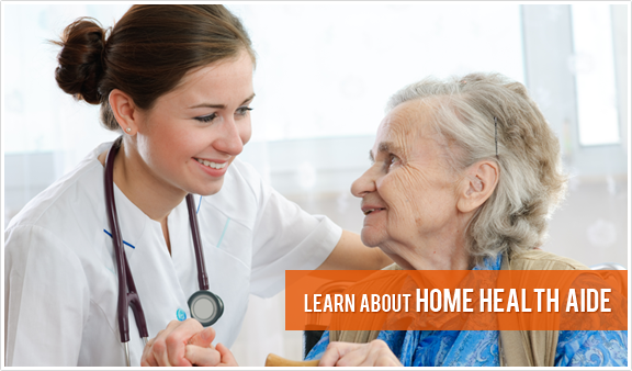 Home Health Aide | CNAClasses.org