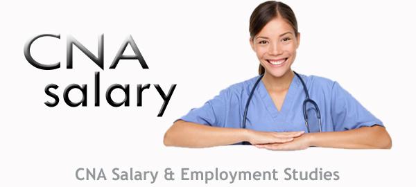 CNA Salary Information