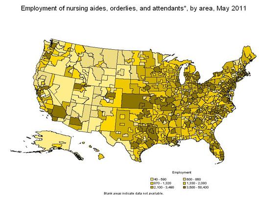Nursing Assistant Employment